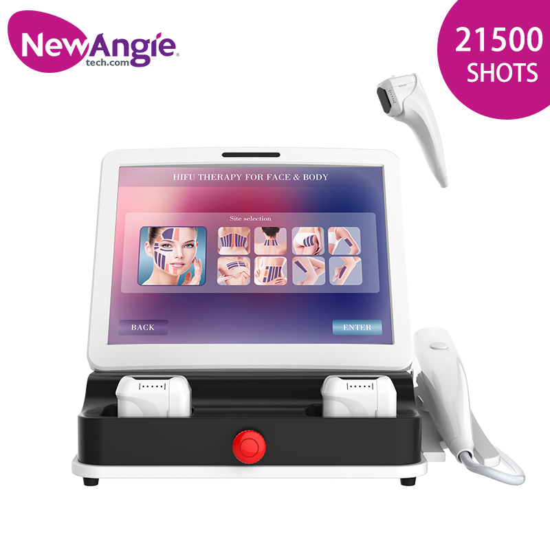 21500 Shots Body Fat Removal Hifu 3d Machine 3d Hifu Machine