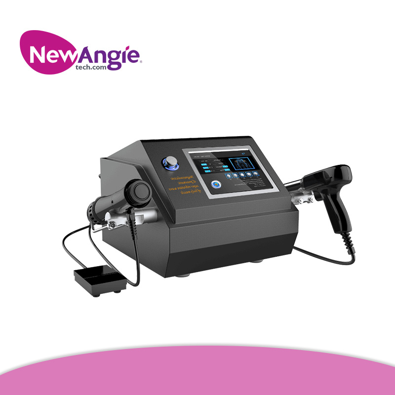Extracorporal Shock Wave Therapy Equipment/shockwave Beauty for Pain Treat with Price