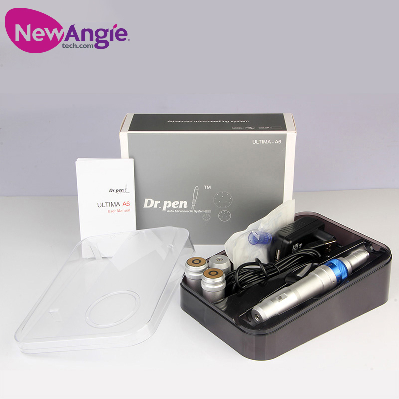 At Home Microneedling Anti Aging Dr Pen Derma Pen Ultima A6