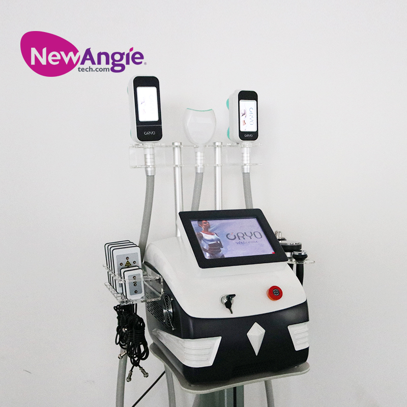 Newest 360 Multi Cryolipolysis Machine Portable Fat Freezing Machine for Body Slimming