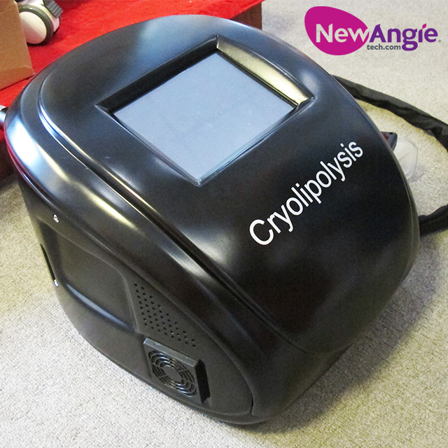 Skin tightening slimming cryogenic lipolysis machine