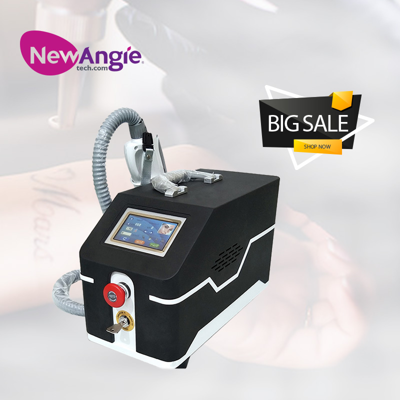 Portable Laser Tattoo Removal Machine Portable Laser Tattoo Removal Machine Picosecond Laser for Sale