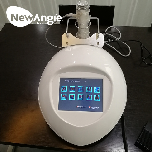 New Arrival Ed Treatment Focused Shockwave Therapy Machine Portable