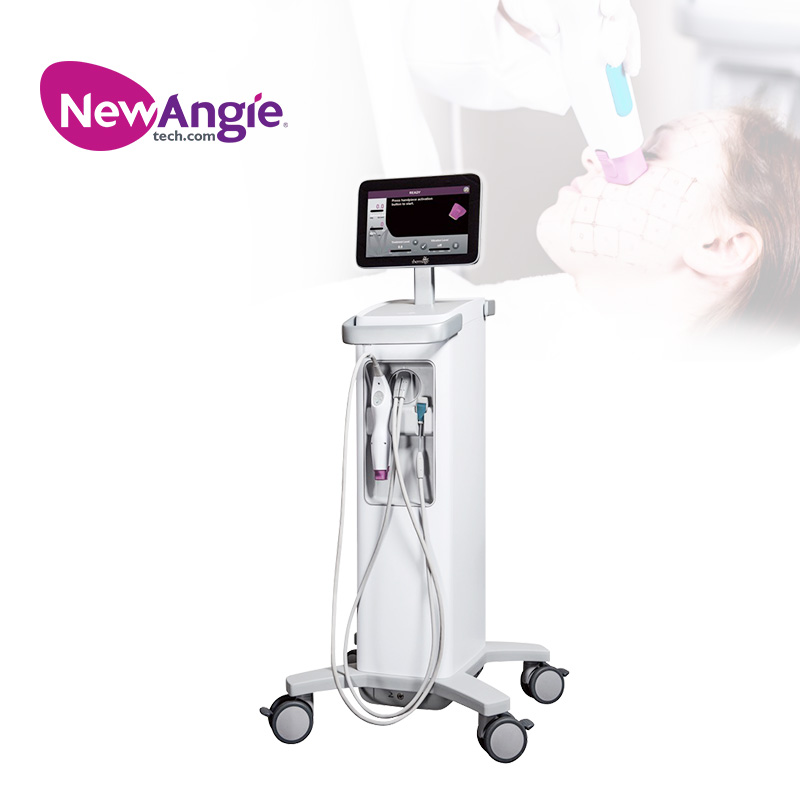 Newest Professional Rf Machine Skin Resurfacing Treatment with Price