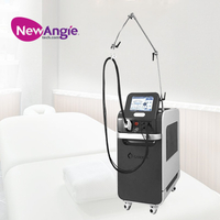 Professional Blood Vessels Removal 755nm Alexandrite Laser Hair Removal Machine Price