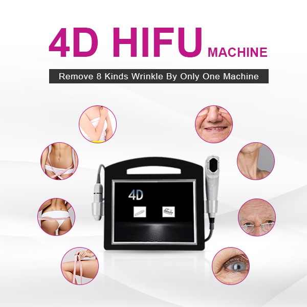Newest Product Face Lift Remove 8 Kinds Wrinkle By Only One Machine 12 Lines 20000 Shots 4d Hifu Machine price