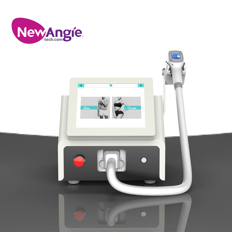 Permanent Factory Price Portable Non Channel Diode Professional Laser Hair Removal Machine