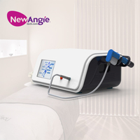 Low Intensity Portable Shockwave Therapy Machine for Erectile Dysfunction